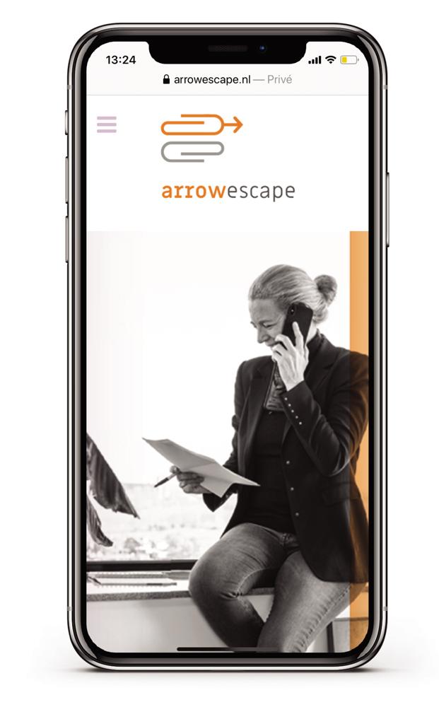websites-en-meer* - Arrowescape mobiel