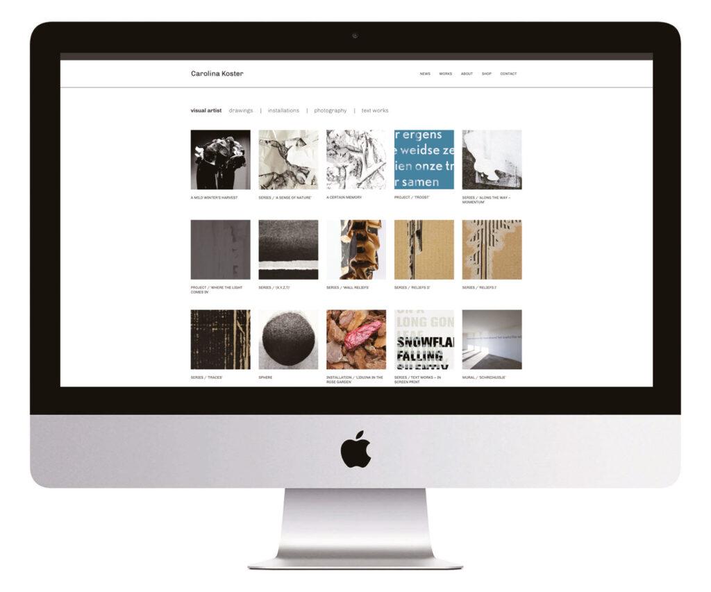 websites-en-meer* – Carolina Koster