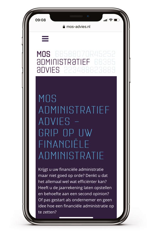 websites-en-meer – Mos administratief advies