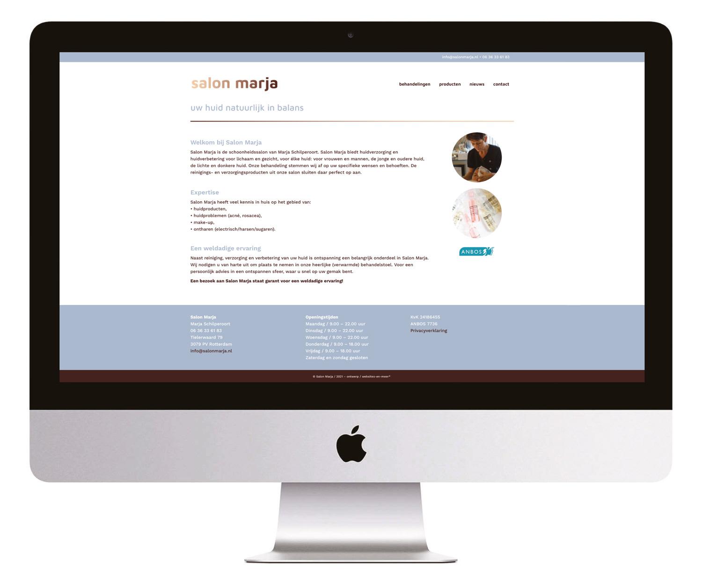 websites-en-meer* – Salon Marja
